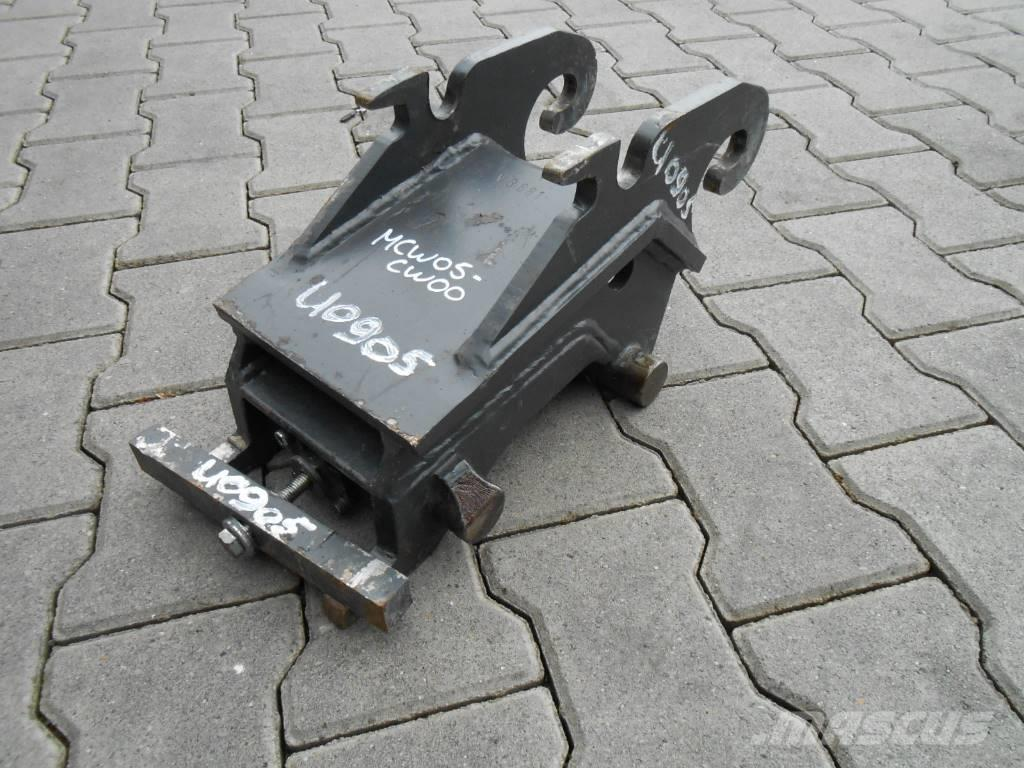 GP Equipment Gebruikt Mech. Koppelstuk CW05/CW00