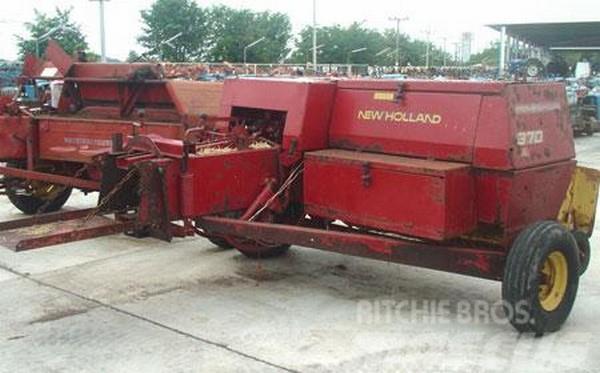 New Holland 370