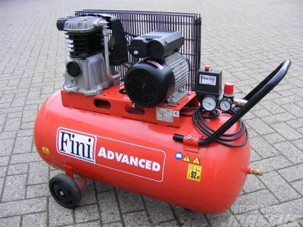 Fini Kompressor MK 102-90-2M