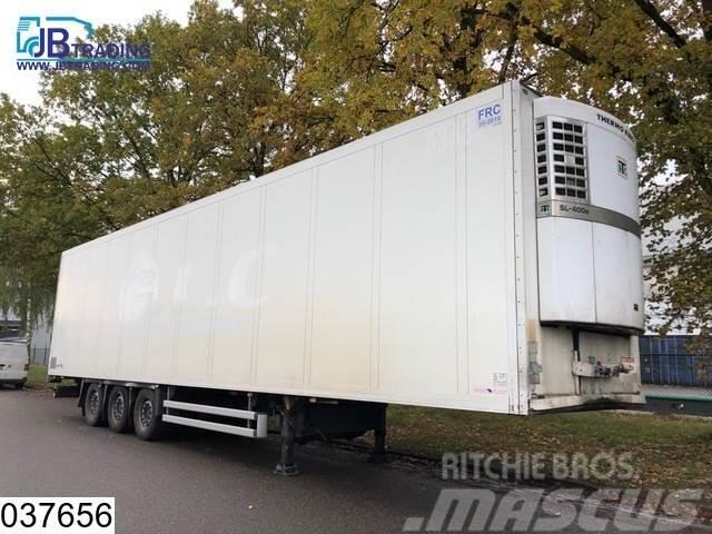 Schmitz Cargobull Koel vries Thermoking, 4.20 mtr, Double loading fl