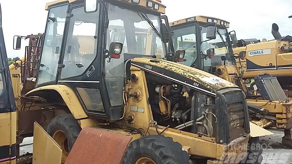 Caterpillar Diverses pièces détachées CATERPILLAR 442D