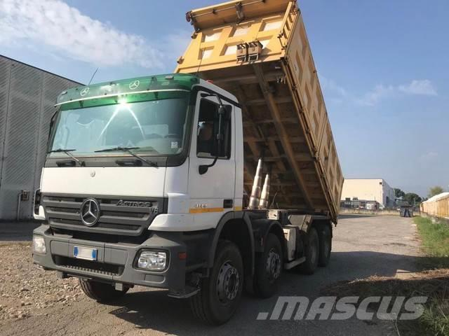 Mercedes-Benz Actros 4144K TIPPER 8x4