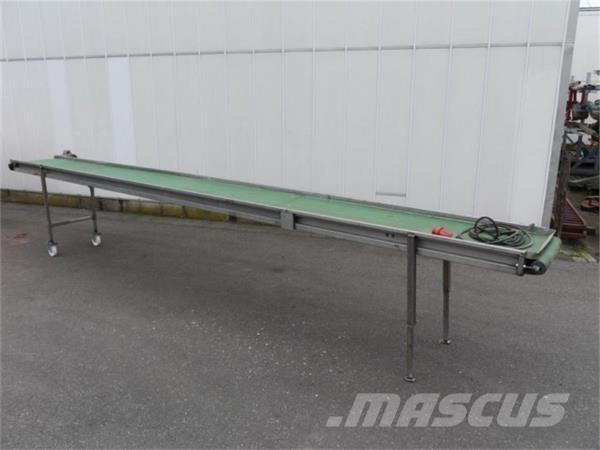 [Other] Rvs transportband 560 x 50 cm Duijndam Machines
