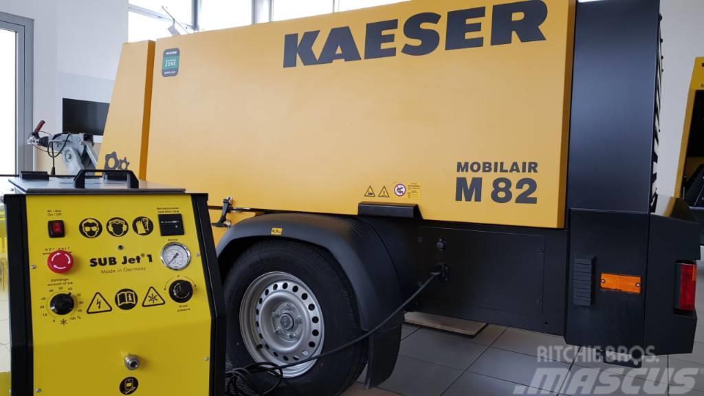 Kaeser M 82 / Mietkauf € 498,00