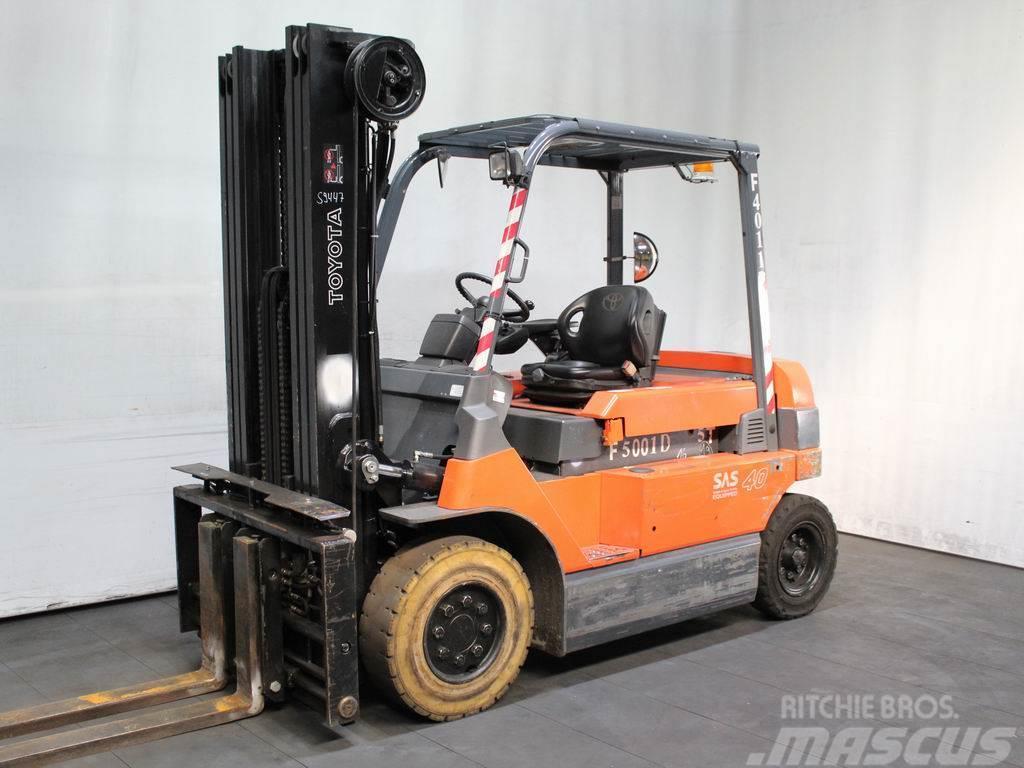 Toyota 7 FBMF 40