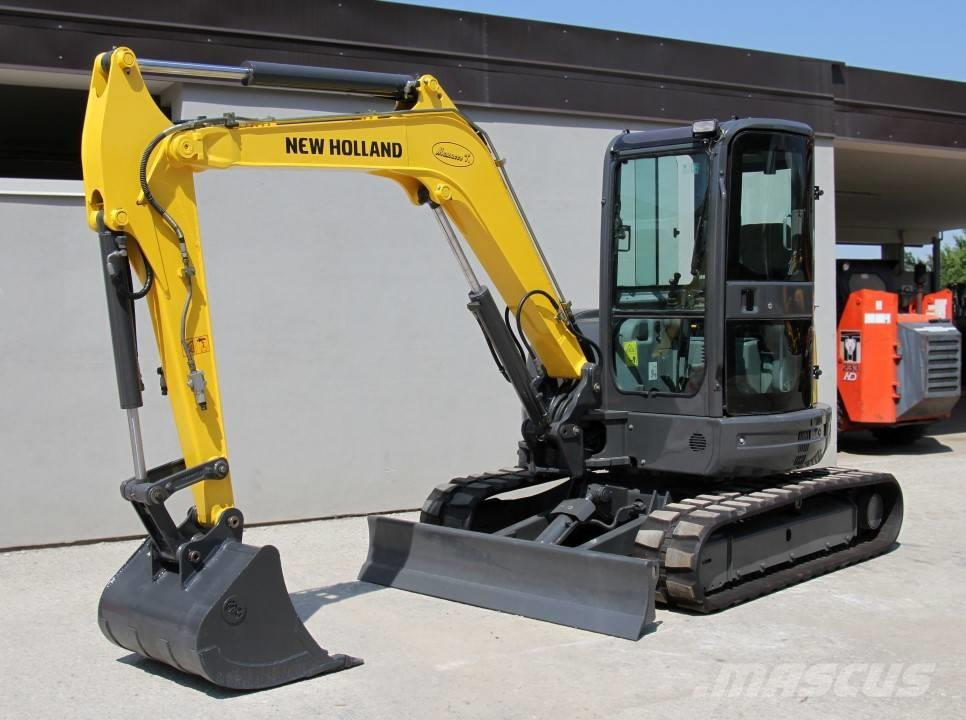New Holland E 50.2 C