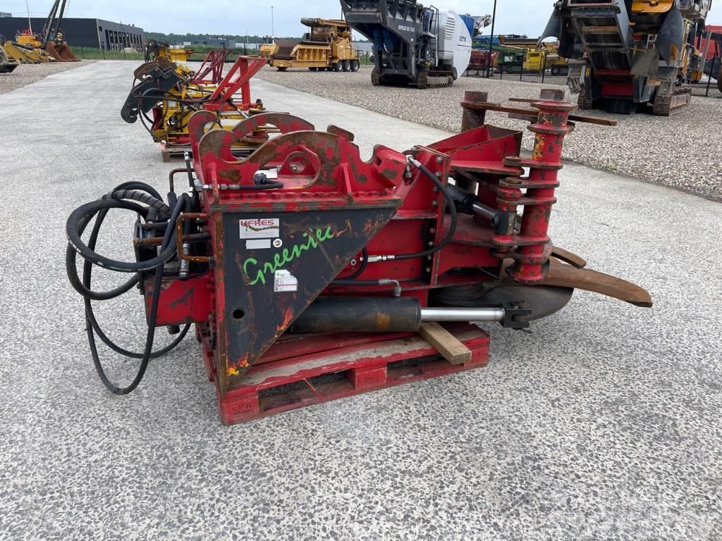 Greentec 350 Forest cutter CW30