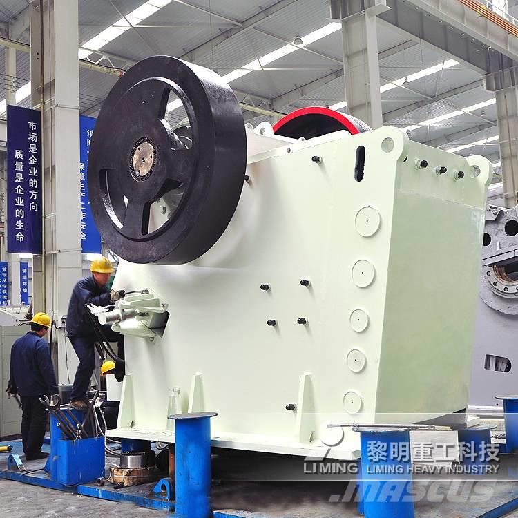 Liming Jaw Crusher Stone crusher