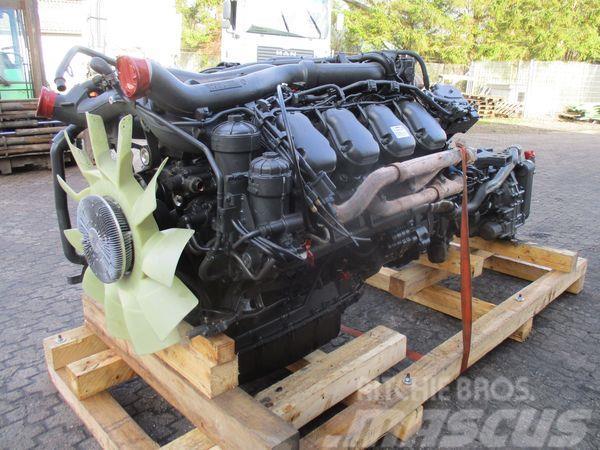 Scania DC16102 / 580 HP EURO 6 - XPI
