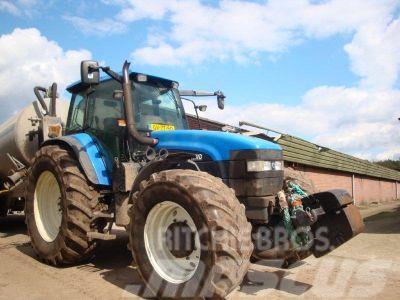 New Holland TM 165, 2001, Traktorer