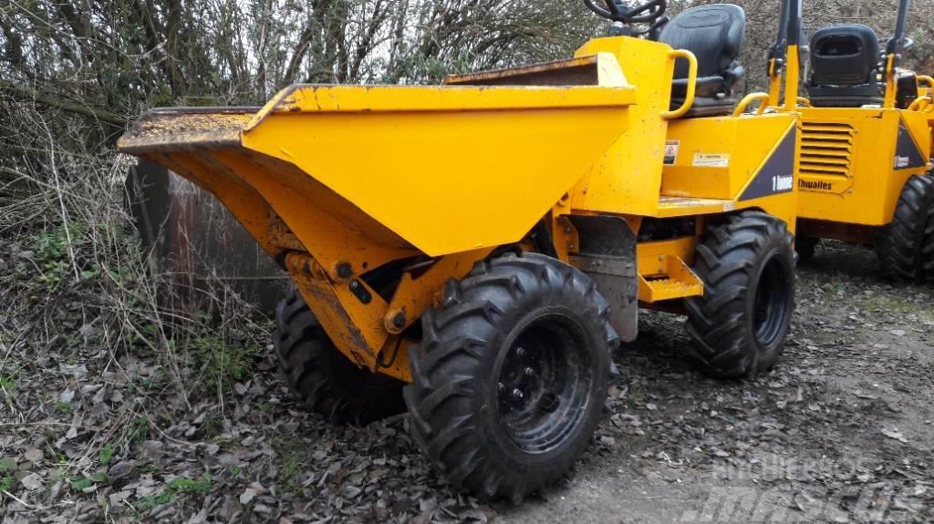 Thwaites 1 ton high tip dumper