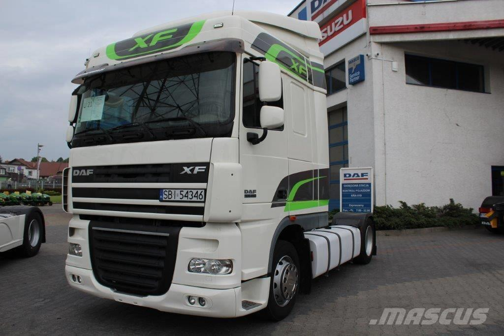 DAF 2011 XF SC 460 ASO WANICKI Gwarancja na silnik