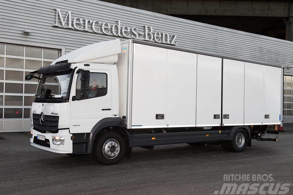 Mercedes-Benz Atego 1523 Ö-sida