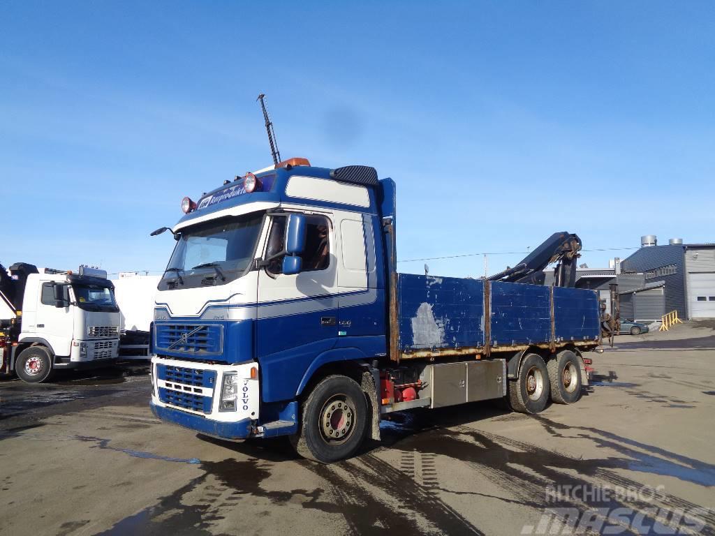 Volvo FH 16 660 6x4 + 3-aks. pv