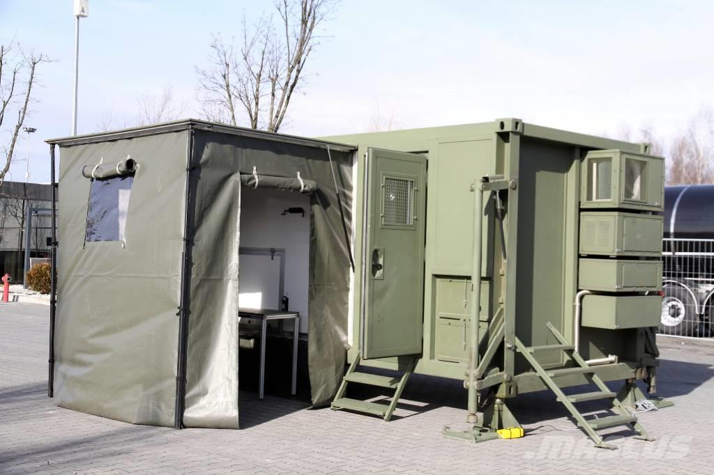 [Other] ARMPOL Mobile container , NEW , AIR Filter , hydra