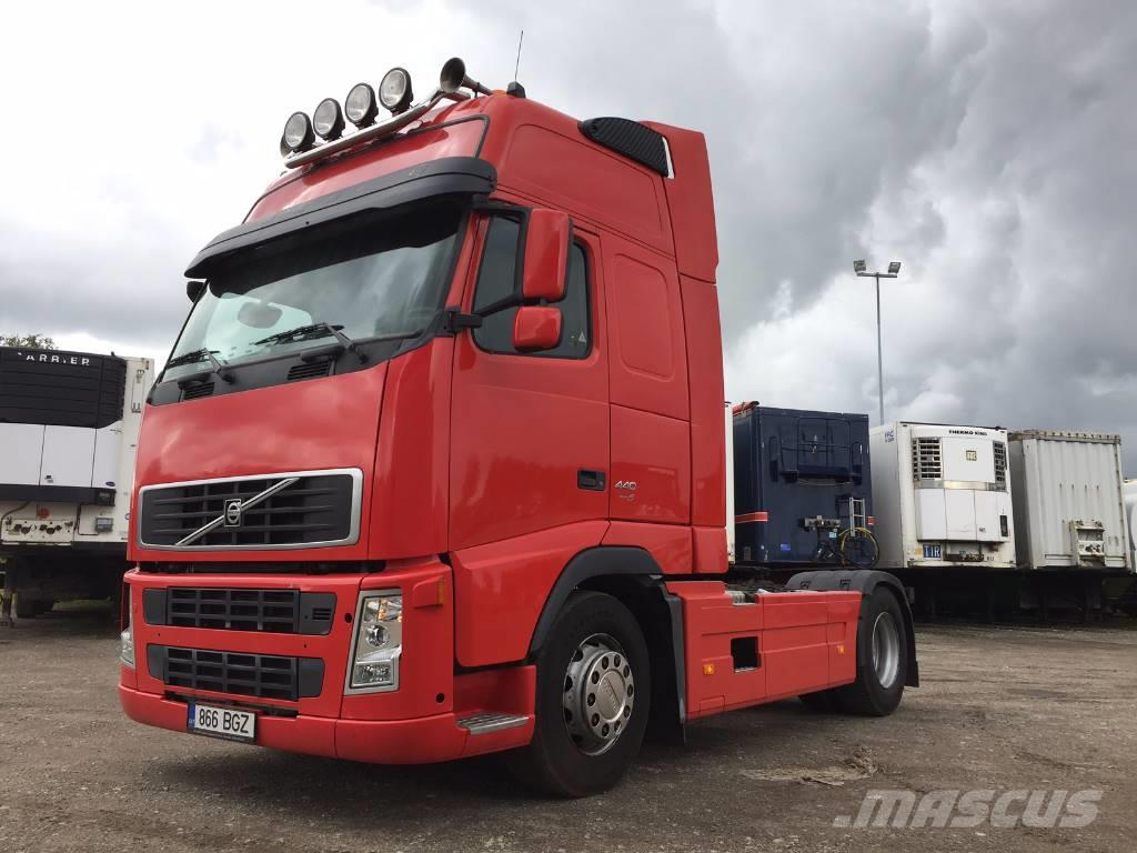 Volvo FH13.440 GLOBETROTTER XL EURO5