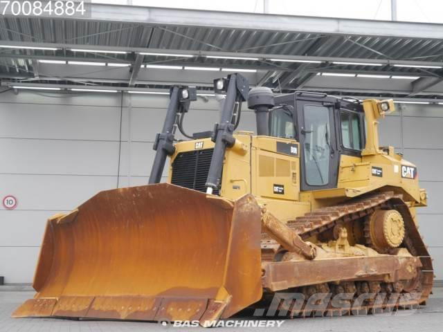 Caterpillar D8R Undercarriage 75%-- EX CCU machine