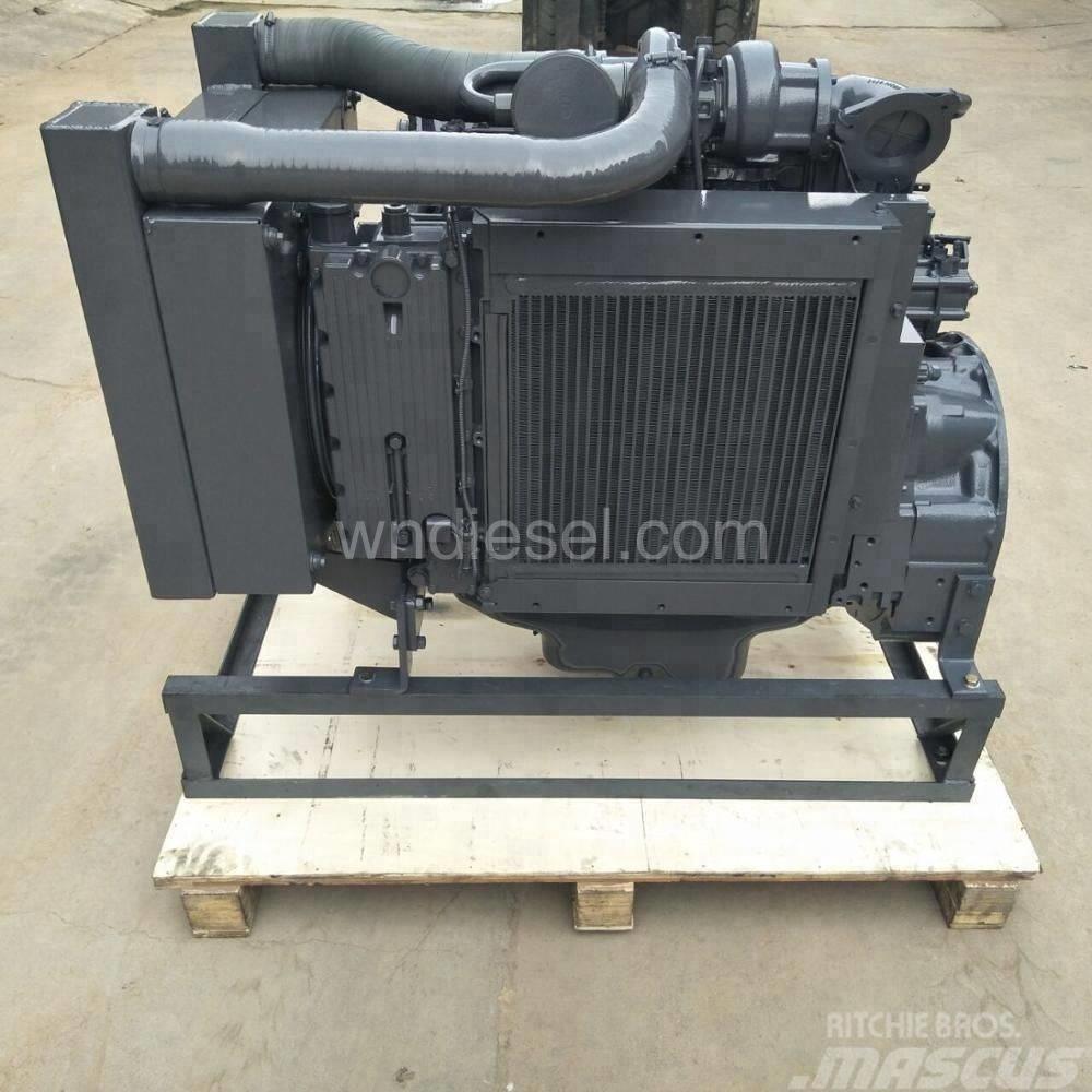 Deutz BF4M1013C-Complete-Diesel-Engine
