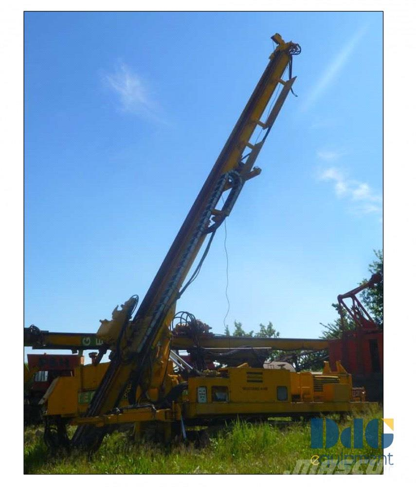 Used Atlas Copco MUSTANG A66 surface drill rigs Year: 2001 for sale - Mascus USA