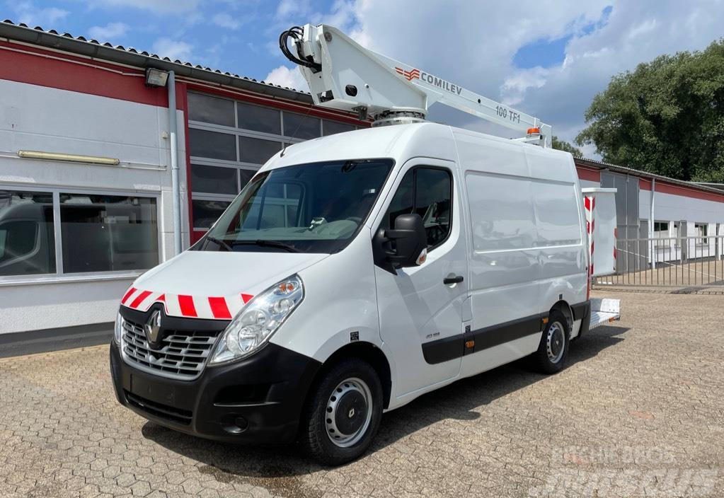 Renault Master Hubarbeitsbühne Comilev EN100TF1 Klima