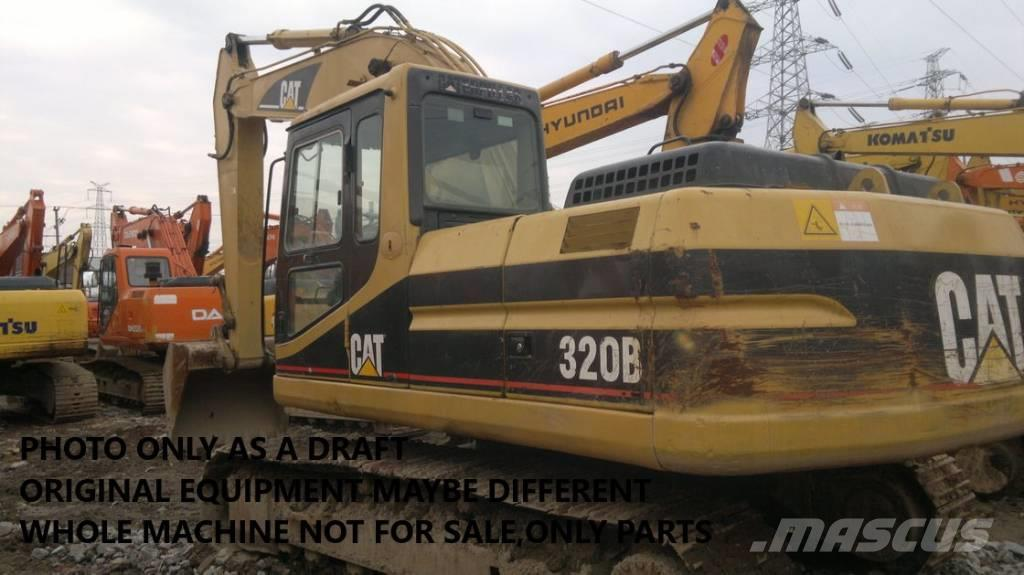 Caterpillar EXCAVATOR 320B ONLY FOR PARTS