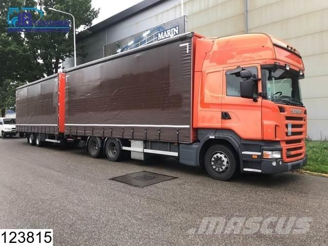 Scania R 380 6x2, 10 Wheels, Opticruise, 3 pedals, Retard