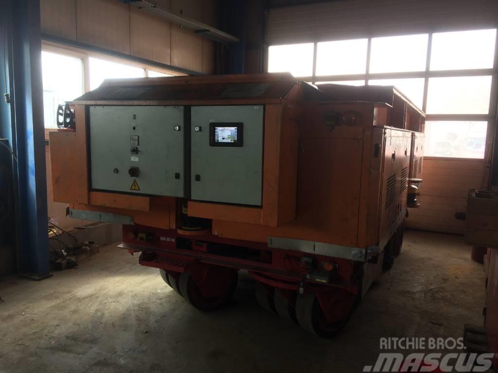 Peftra Selbstfahrender Transportwagen 63 to SPMT FTS