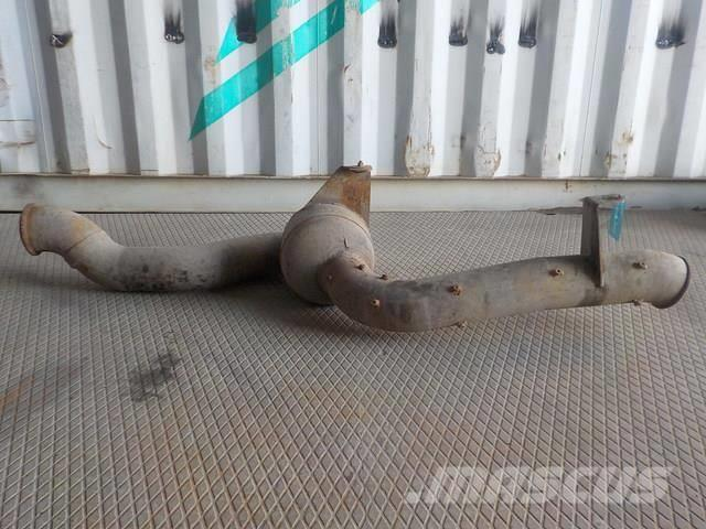 DAF XF105 Exhaust pipe 1788129 1682921 1782189