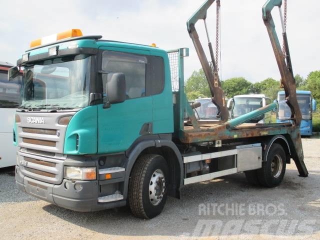 Scania P310 LIFTDUMPER