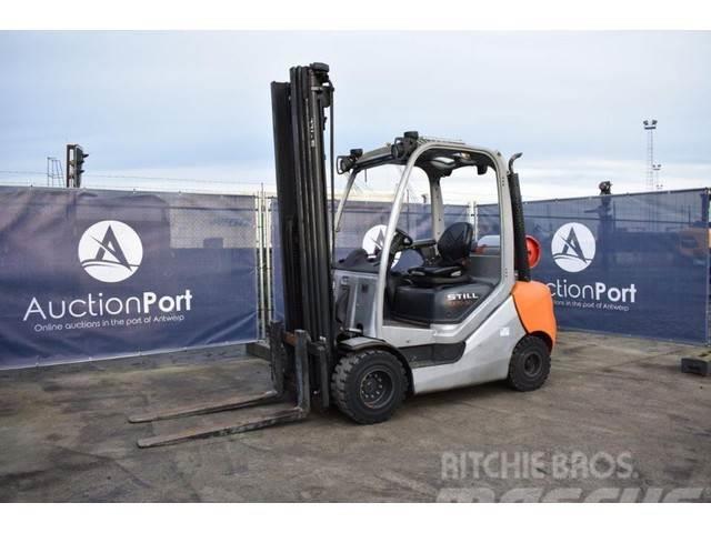 Still RX70 3000kg 30T