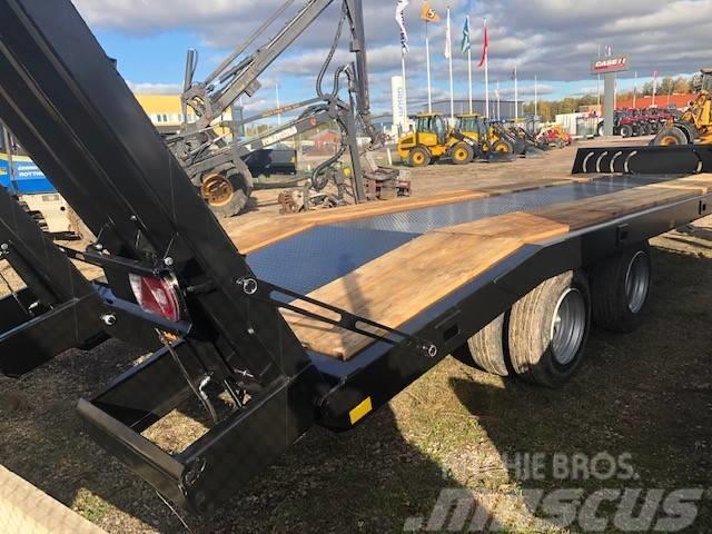 Palms Maskintrailer MT5750 16T lastvikt