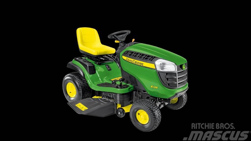 John Deere X126