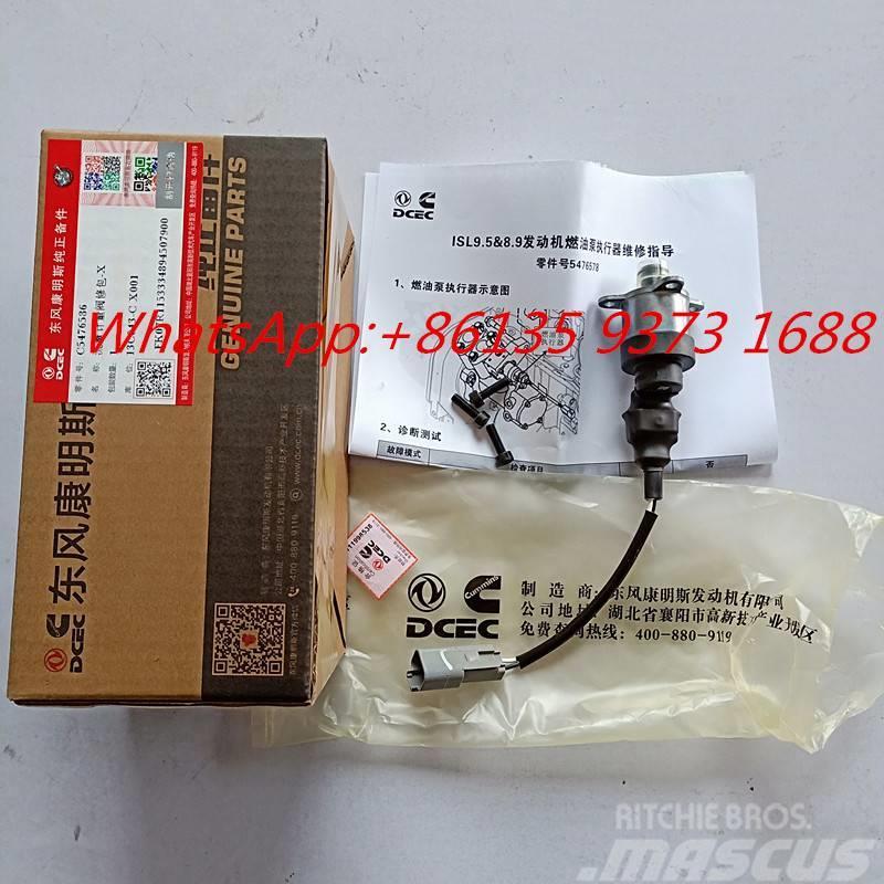 Cummins QSL  solenoid valve 0928400617 4903523 5476586 490
