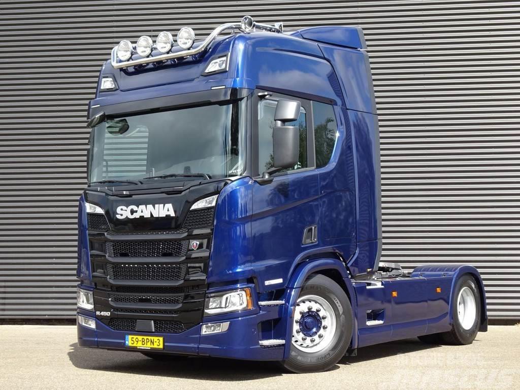 Scania R450 / FULL AIR / HYDRAULIC / RETARDER / NEW / NIE