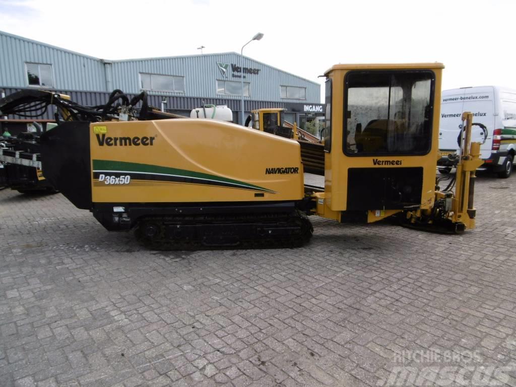 Vermeer D36x50 Series II 15'