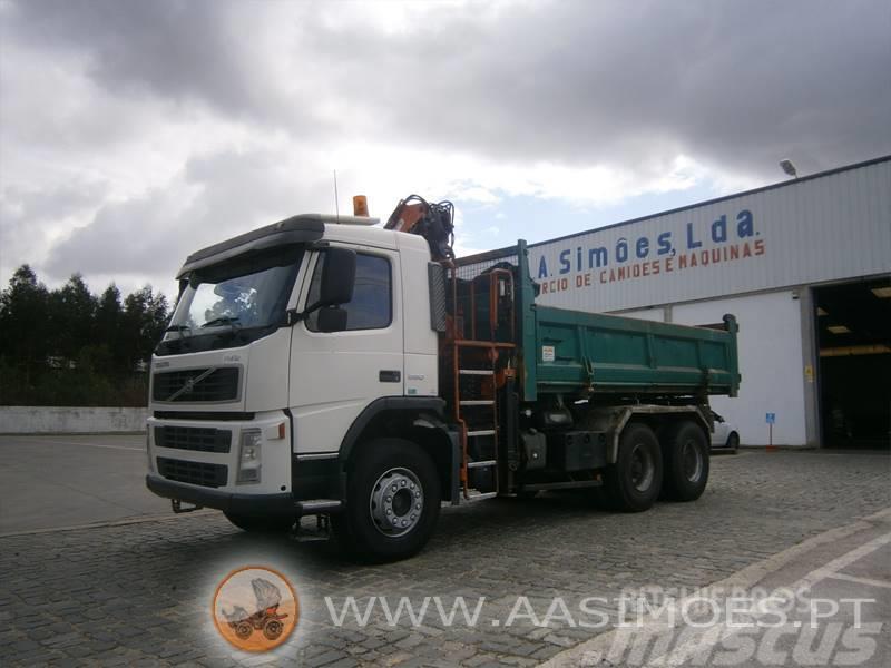 Volvo FM12 380 6X4