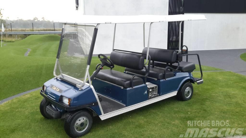 [Other] golfcar clubcar villager 6