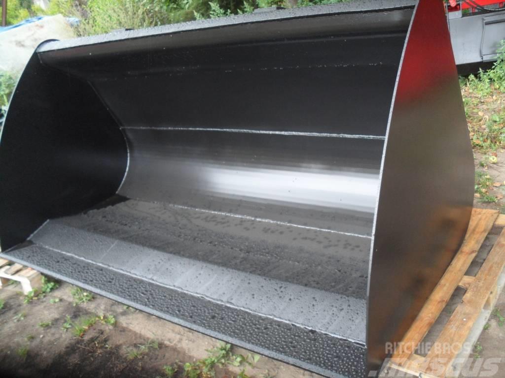 SID Volumenschaufel/ Volume Bucket MAX 1,8m