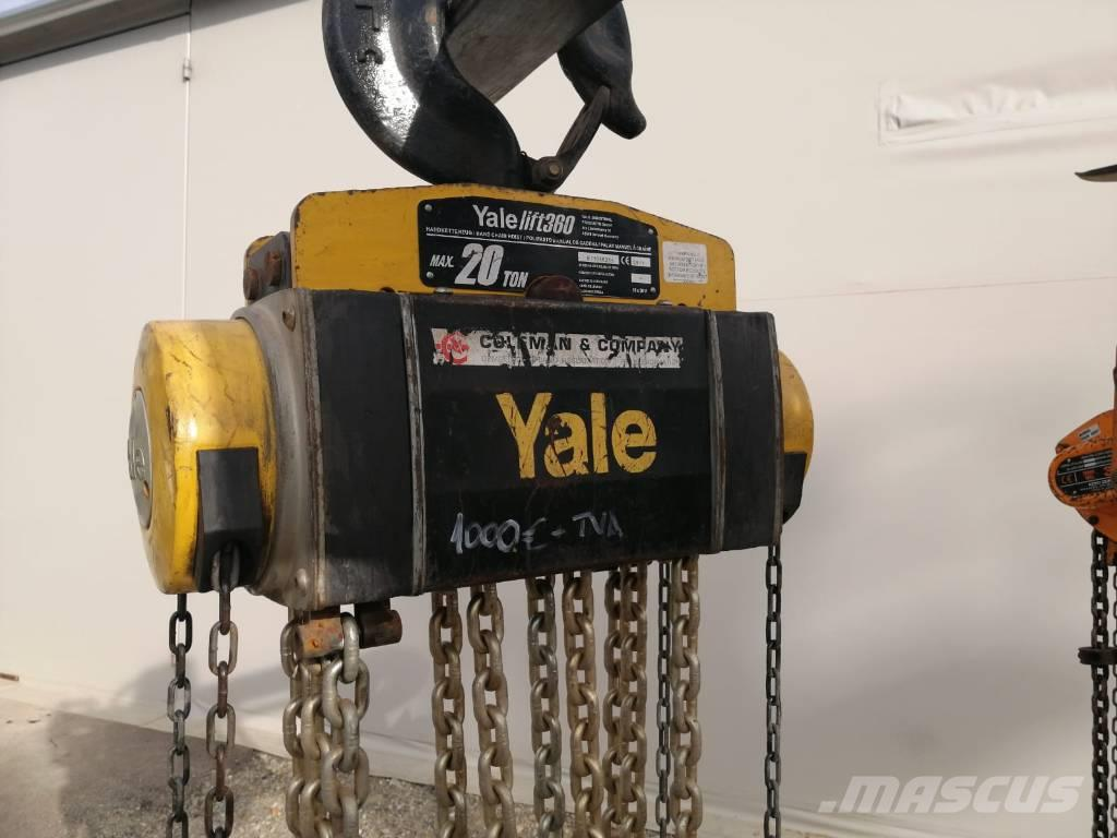 Yale Lift 360