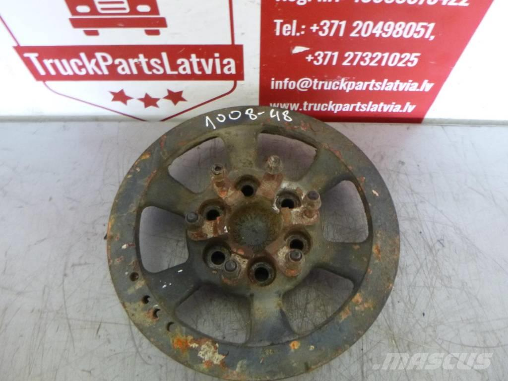 Scania R440 Crankshaft pulley 1411716