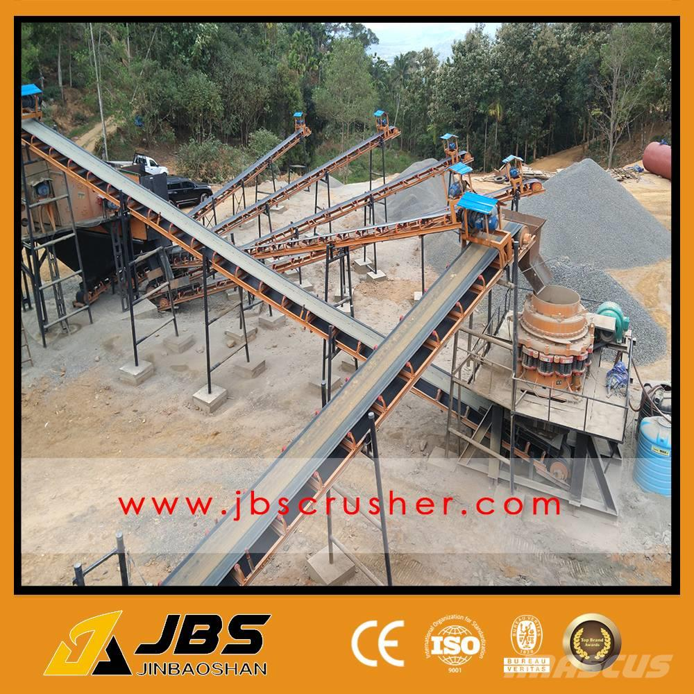 [Other] Second hand 100tph Granite Crushing Plant
