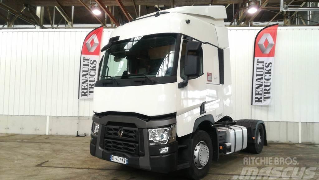 Renault Trucks T460 11L VOITH 2017 RENAULT TRUCKS FRANCE