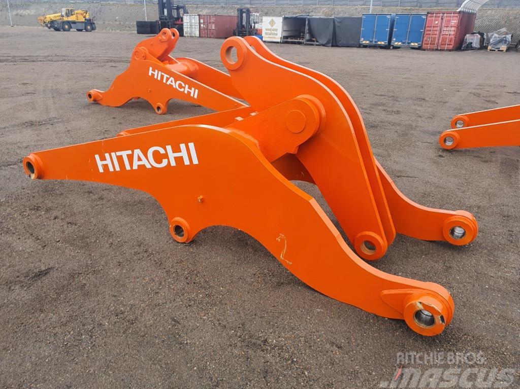 Hitachi ZW 310-5 RAMIE NOWE