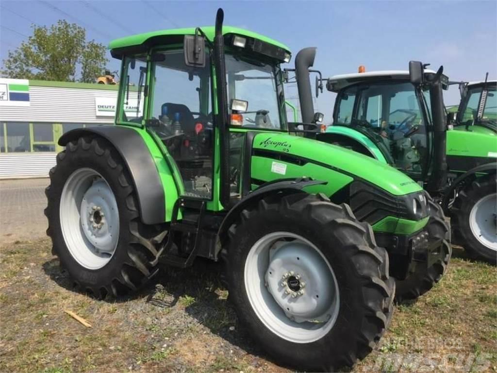 Deutz-fahr Agroplus 95, Tractors ...