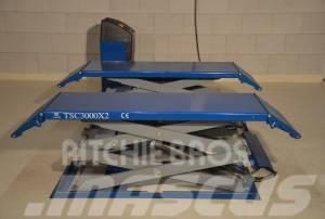 TyreOn TSC3000X2 scissor lift | SNS854