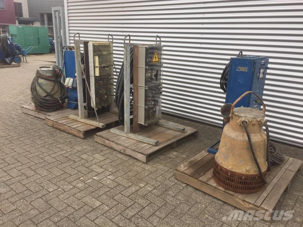 Flygt waterpumps B215-1