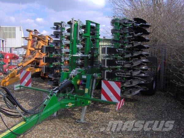 Great Plains 4.6m Trailed X-press