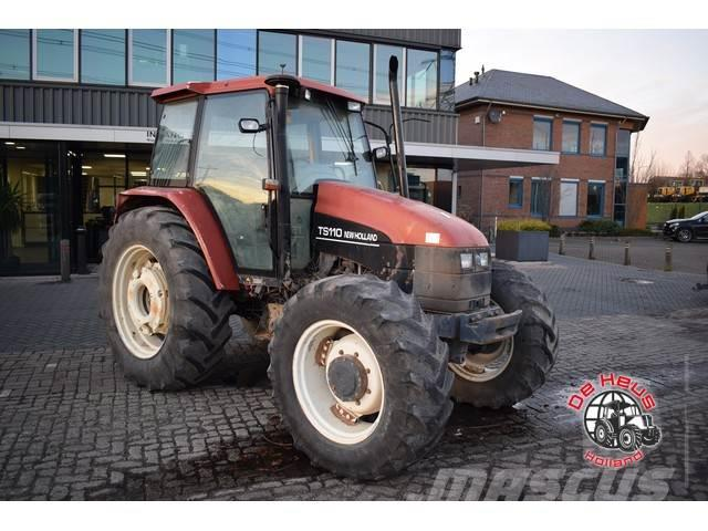New Holland TS-110 4wd