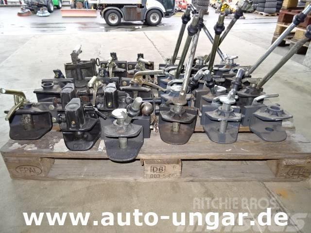 Scharmüller Traktor Zugmaul AHK 2388 Zugöse mehrfach