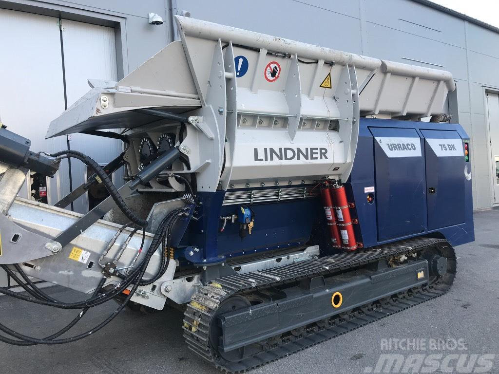 Lindner Urraco 75DK Demo-kross -18